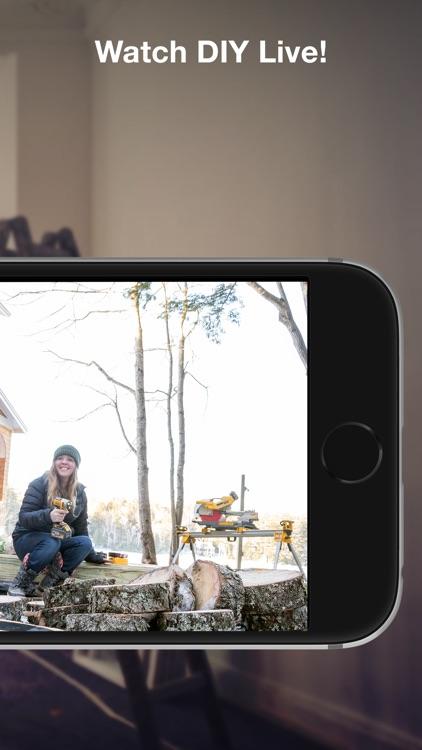 DIY Network GO screenshot-5