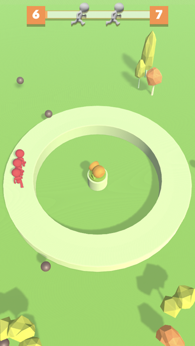 Circle Run 3D screenshot 1