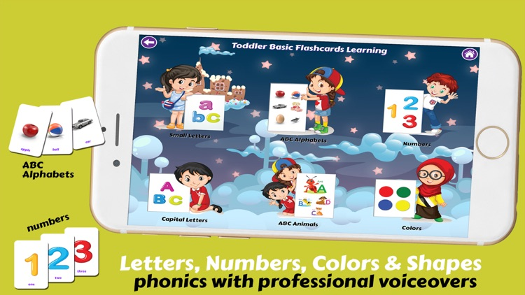 Pre K Preschool Learning Games screenshot-3