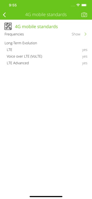 Lte Info On The App Store