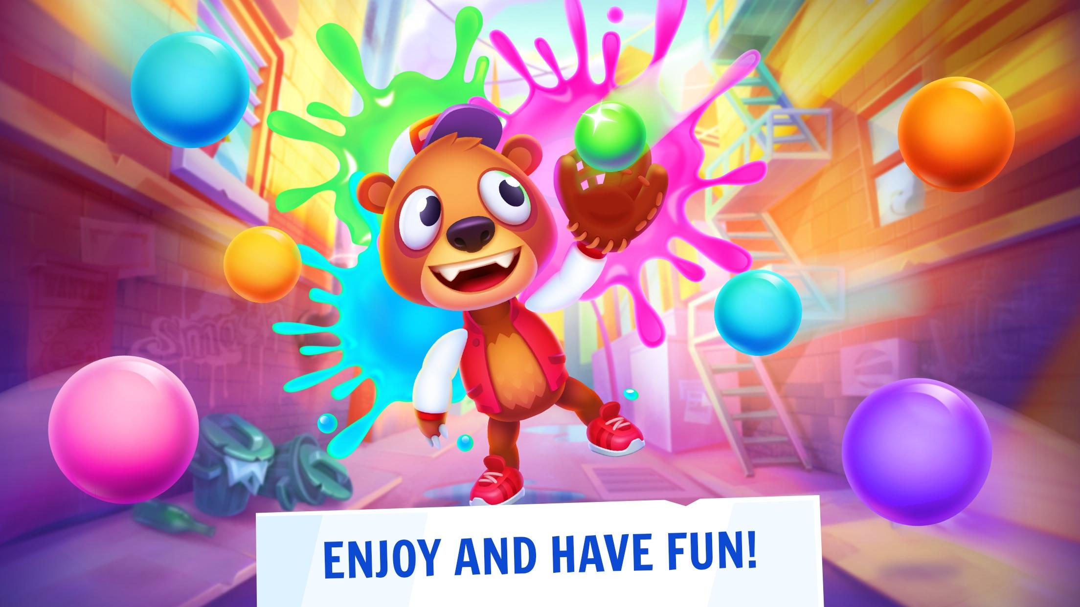Despicable Bear - Top Games Screenshot