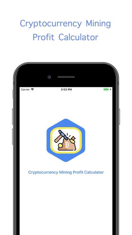 Mining Profit Calculator