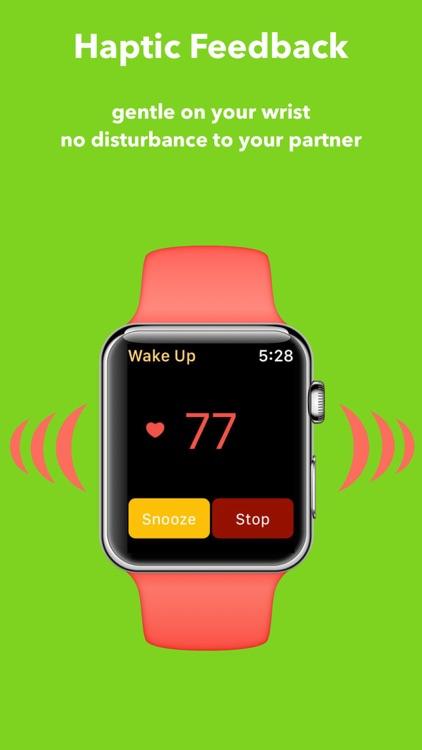 Smart Alarm Clock for Watch screenshot-3