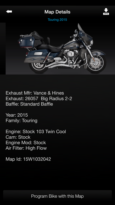 Fuelpak FP3 by Vance & Hines (iOS, United States