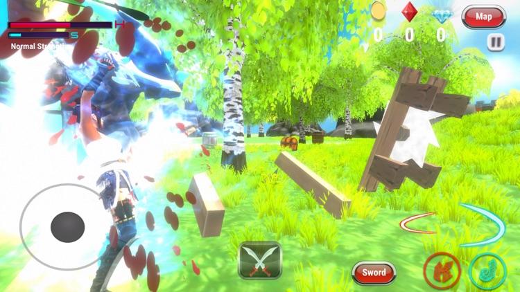 Samurai Fighter screenshot-7