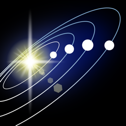 Ícone do app Solar Walk: Sistema planetário