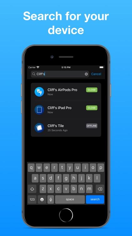 Find My Bluetooth Device screenshot-4