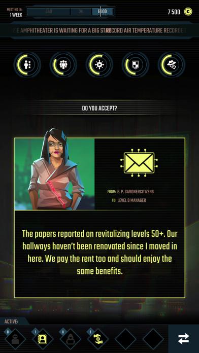 InfiniteCorp screenshot 3