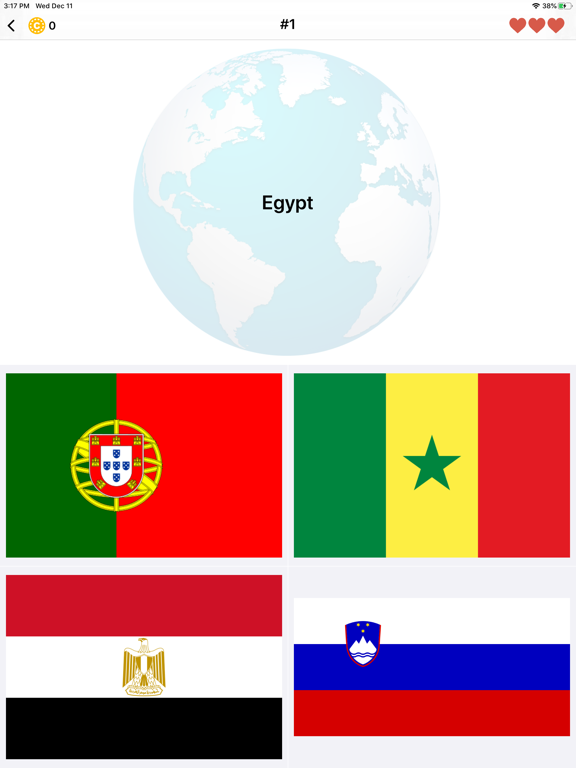 Flags and Countries screenshot 8