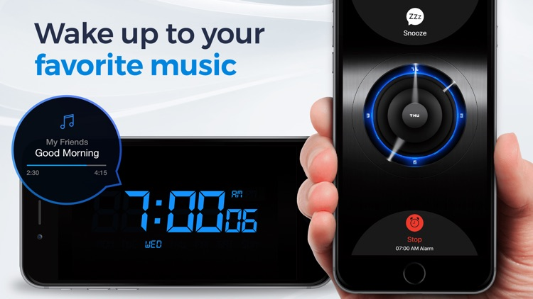 Alarm Clock for Me - Wake Up!
