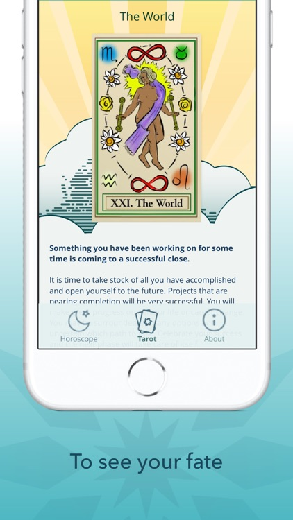 ZodiApp – Horoscope & Tarot screenshot-3