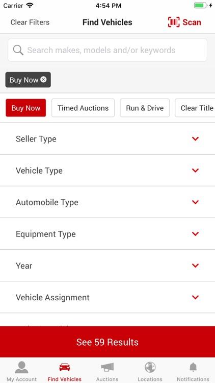 IAA Buyer Salvage Auctions screenshot-3