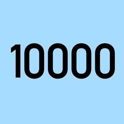 10000 Counter