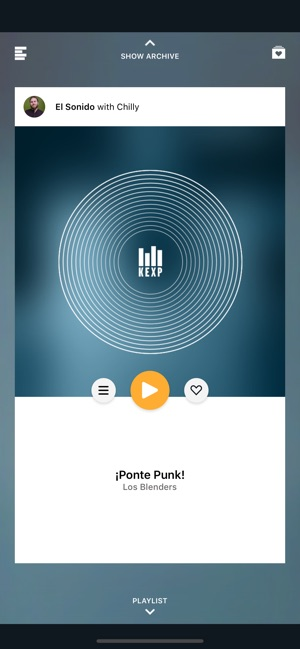 KEXP on the App Store