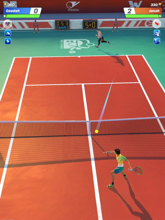 Tennis Clash: Fun Sports Games screenshot 7
