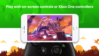 Screenshot from OneCast - Xbox Game Streaming