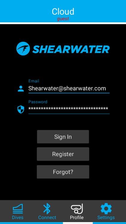 Shearwater Cloud screenshot-3