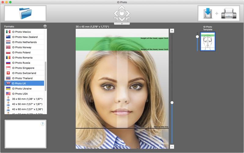 ID Photo скриншот программы 1