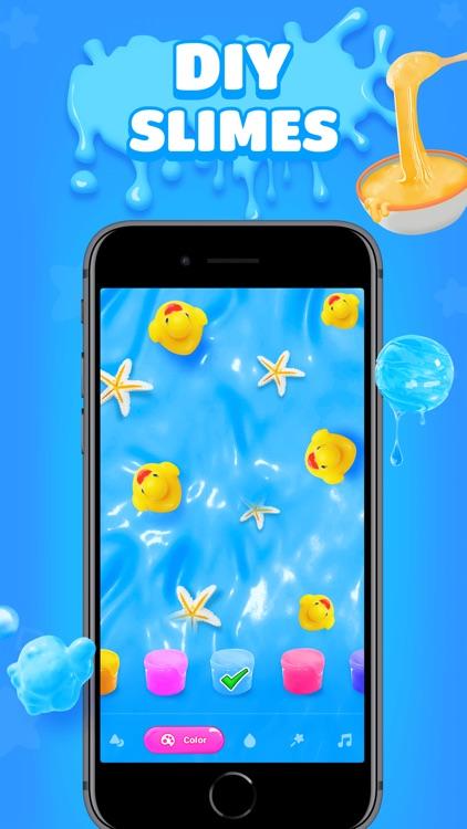 Slime Simulator Relax Games screenshot-4
