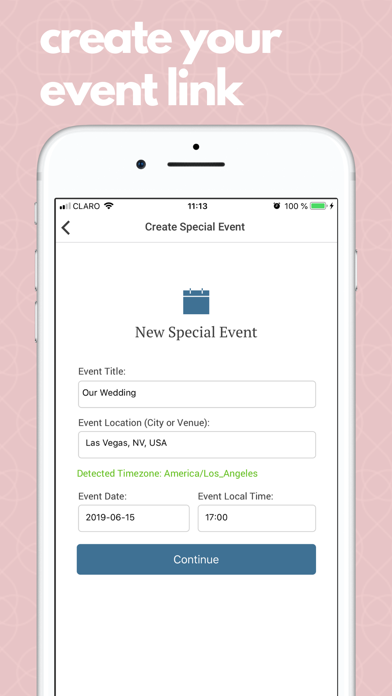 Screenshot for EventLive.pro in United States App Store