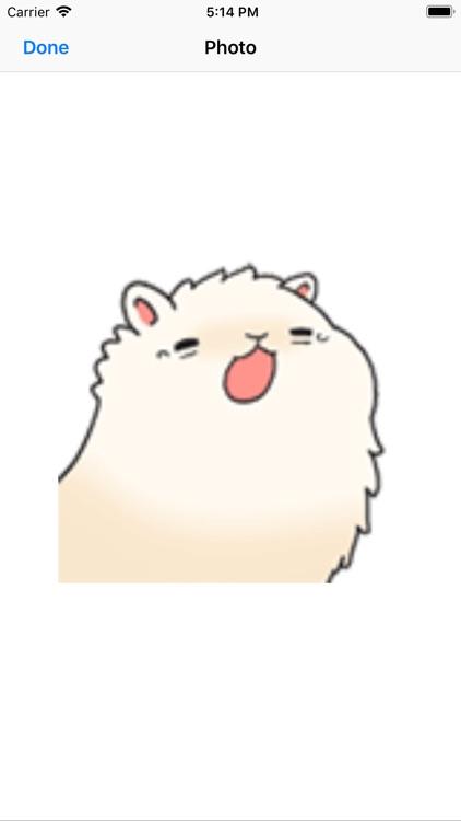 Cute alpaca avatar screenshot-5