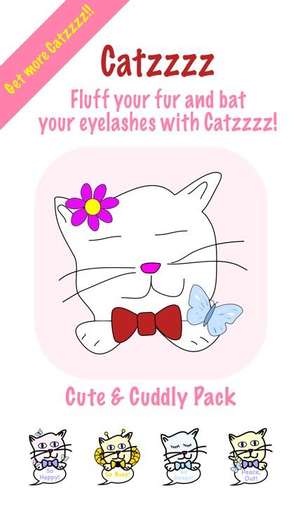 Catzzzz - Cute & Cuddly