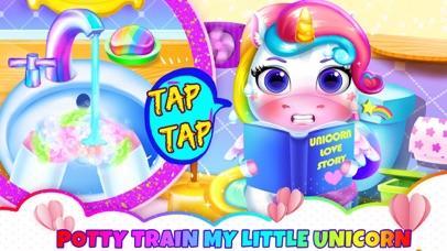 My Little Unicorn: Kimi Screenshot on iOS