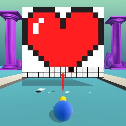 Pixel Paint 3D