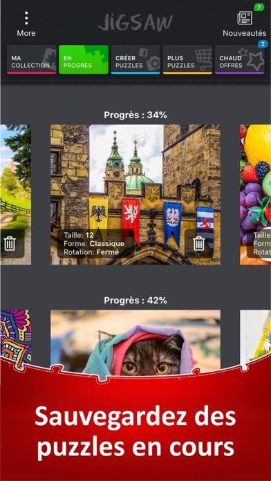 Télécharger Casse-tête - Jigsaw Puzzle HD pour Pc