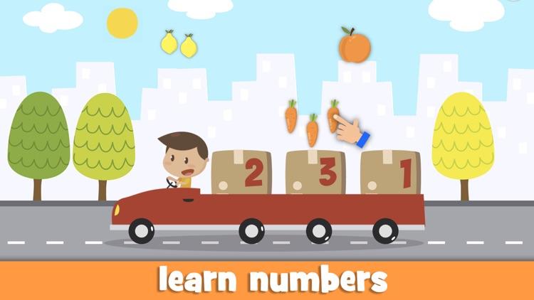 Learn fruits and vegetables EN screenshot-4