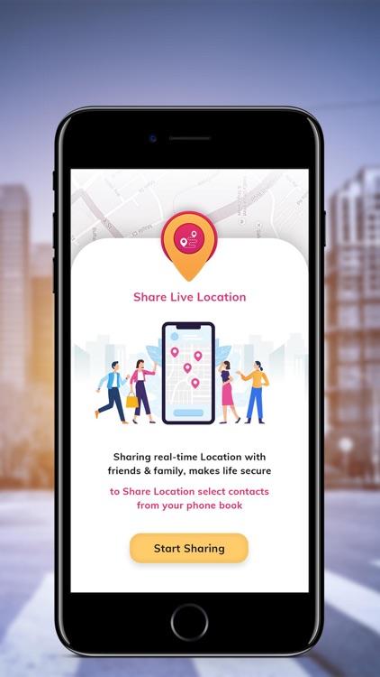 Satark India–Women safety app screenshot-4