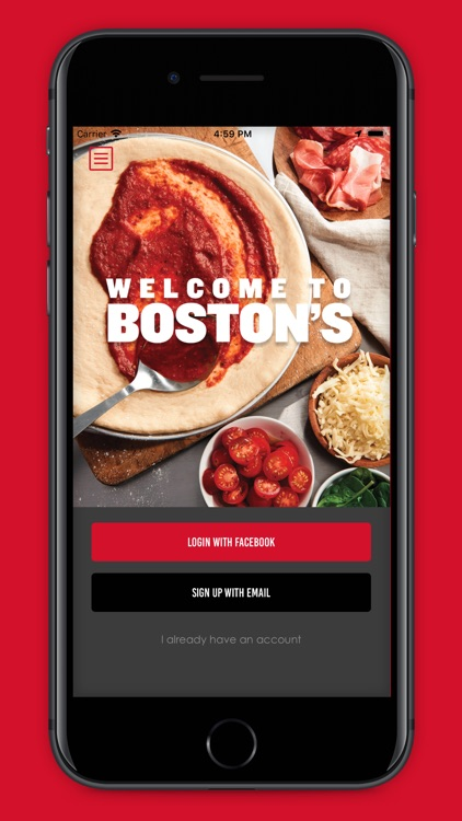 Boston's Pizza Rewards