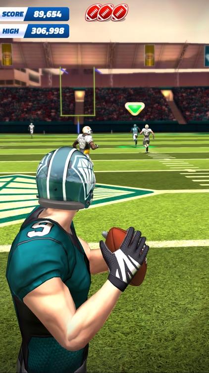 Flick Quarterback 20 screenshot-0