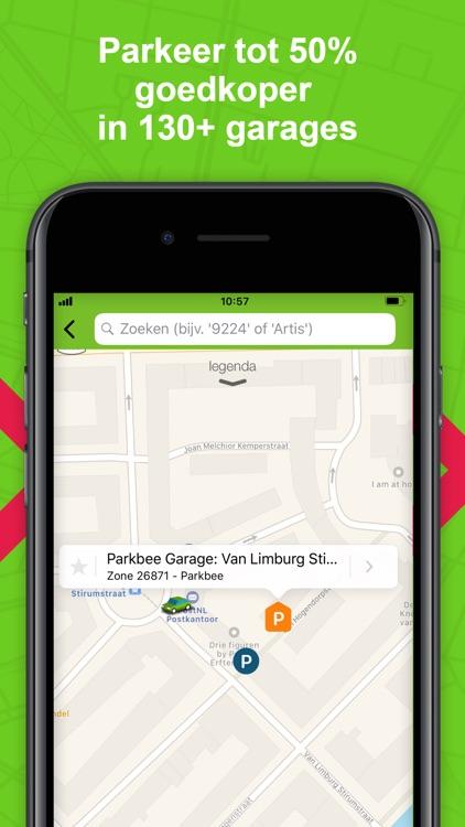 Parkmobile Parkeren screenshot-7