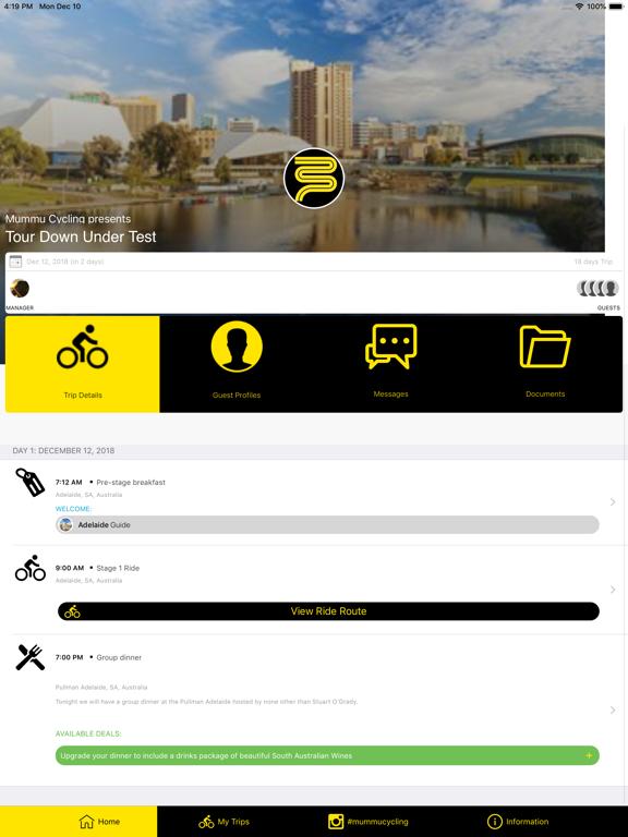Mummu Cycling screenshot 6