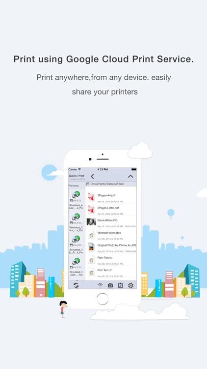 Quick Print Cloud Universal