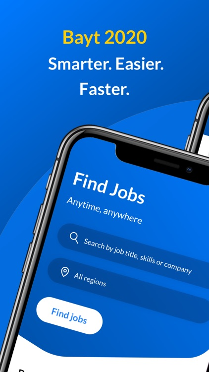 Bayt.com Job Search screenshot-0