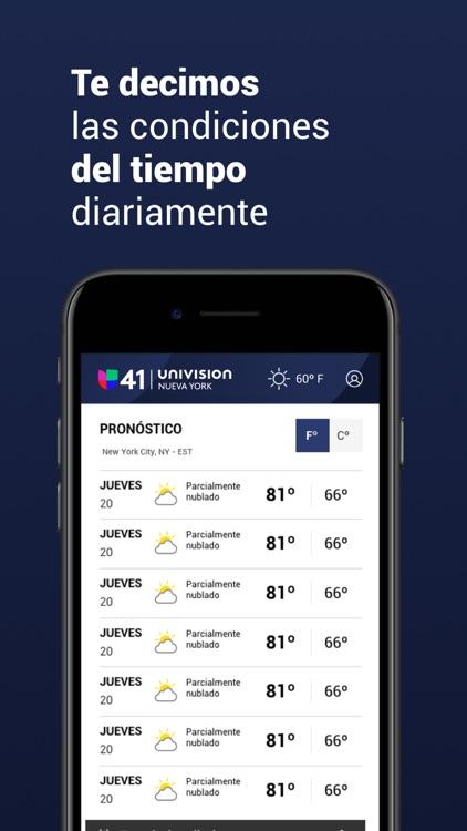 Univision 41 Nueva York screenshot-3