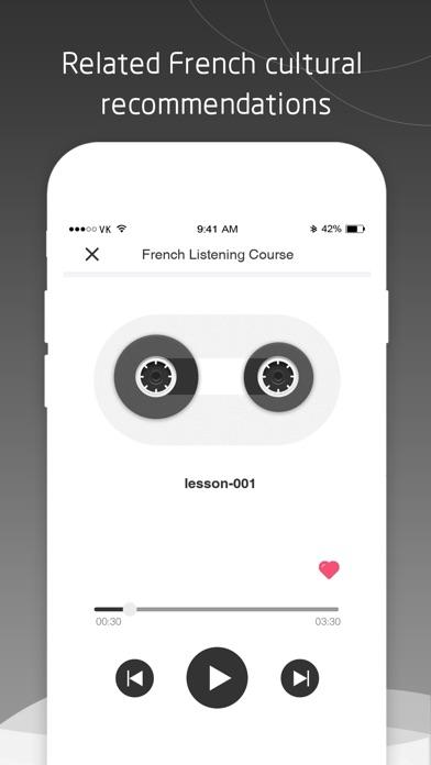 Flag learn French screenshot #3
