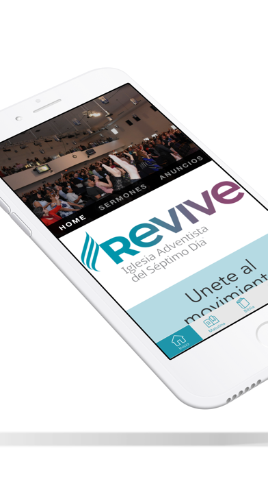 点击获取Revive SDA Church