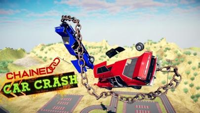 Chained Car Crash Beam Drivingのおすすめ画像2