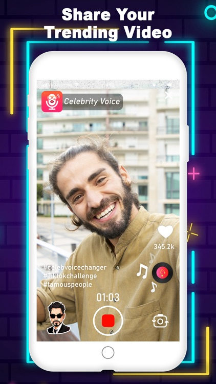 Tik Video: Celebrity Editor screenshot-4