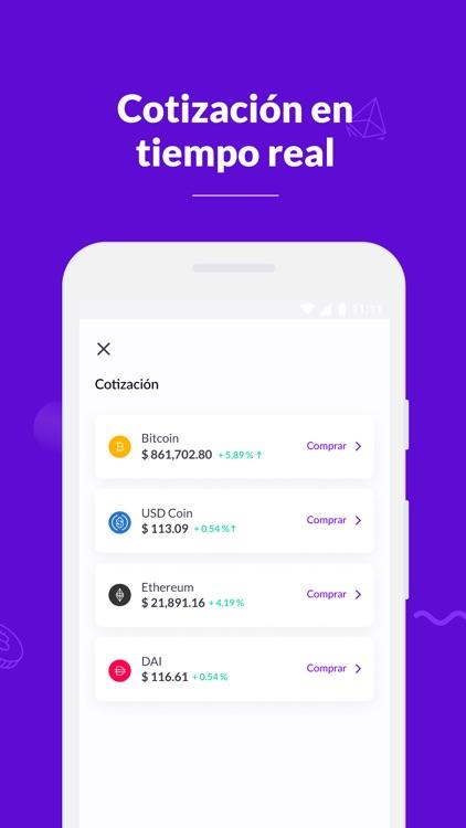 Ripio Bitcoin Wallet screenshot-3