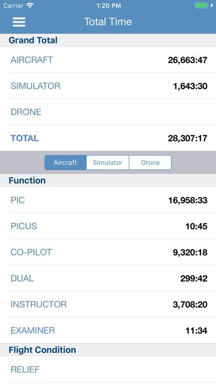 PILOTLOG - CrewLounge screenshot-6