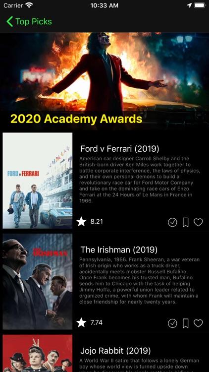 Show Box Loca-Movie & TV Guide screenshot-4