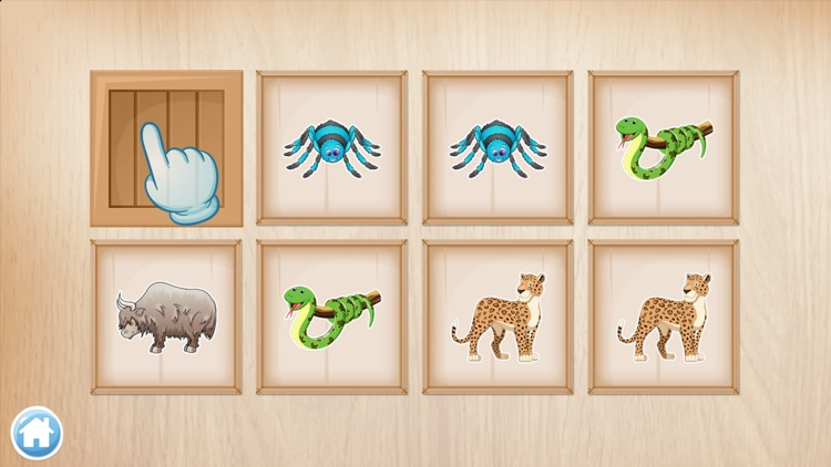 Animals Puzzle for Kids screenshot-4