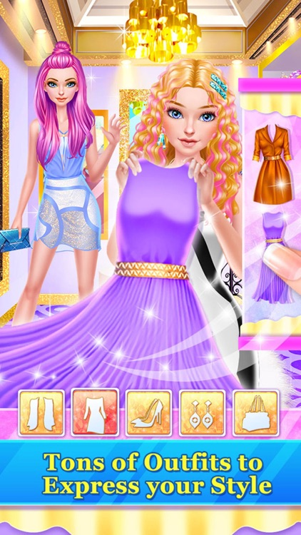Hair Stylist Fashion Salon™ screenshot-4