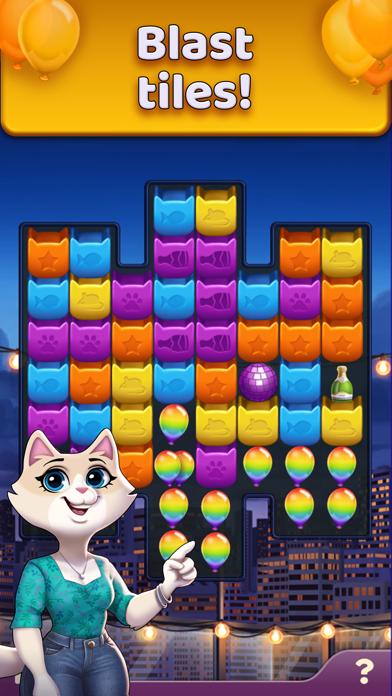 Party Blast: Match 3 Puzzle screenshot 1