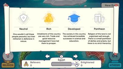 God Simulator. Religion Inc. screenshot 3