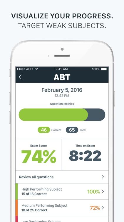 Official ABT Exam Practice screenshot-3
